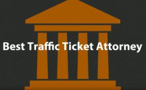 traffic violation attorney